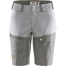 Fjällräven Abisko Midsummer Shorts Dames, shark grey/super grey